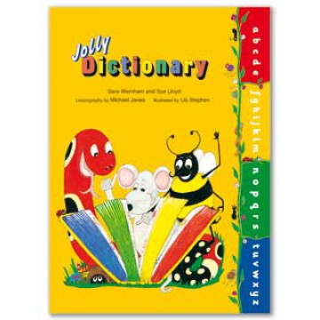 Jolly Dictionary- Print